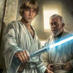 Luke Skywalker Wallpaper 01